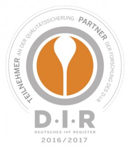 LOGO Deutsches IVF Register